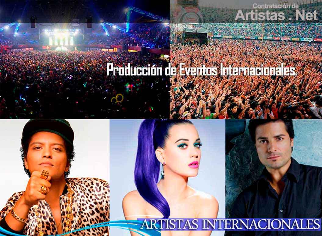 contratacion de artistas nacionales